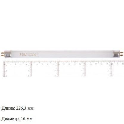 Инсектицидная лампа 6Вт (для Баргузина)