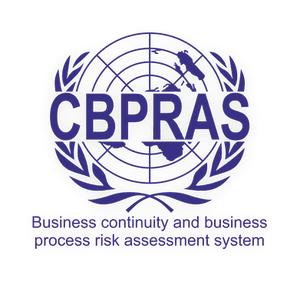 """Сертификат PRAS """"Оценка рисков непрерывности бизнеса""""."""